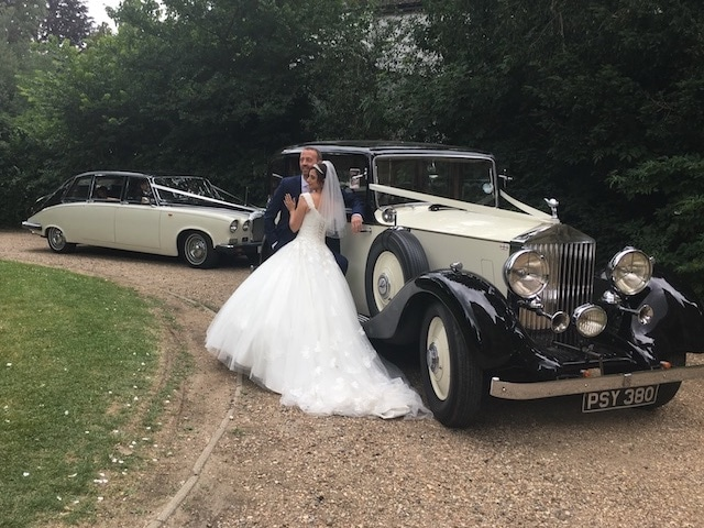Wedding Car Hire London 1936 Vintage Rolls Royce