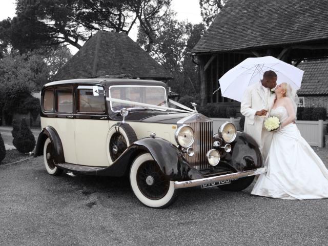 1937 Vintage Rolls Royce