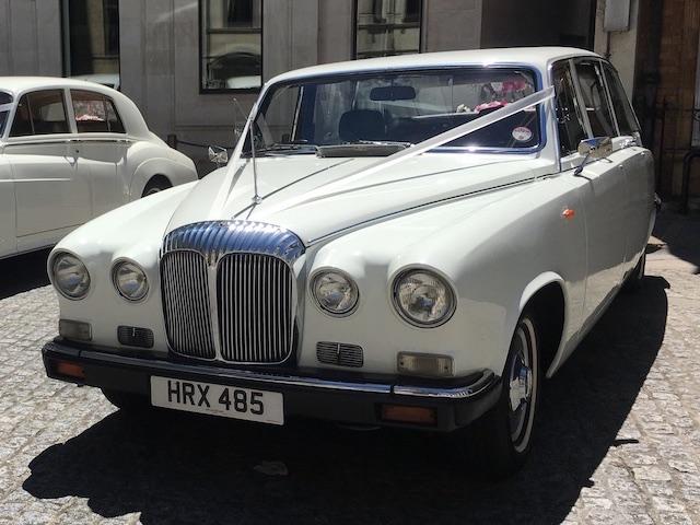 Wedding Car Hire London DS420 Daimler Limousine