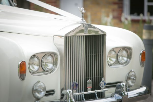 Classic Wedding Car Hire London