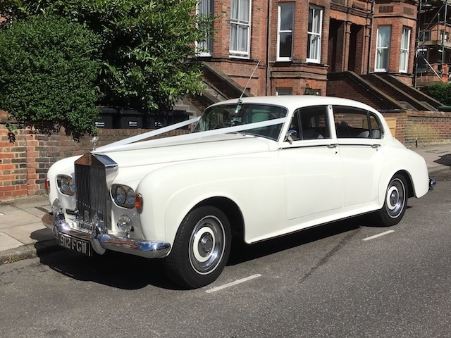 LWB Silver Cloud Rolls Royce