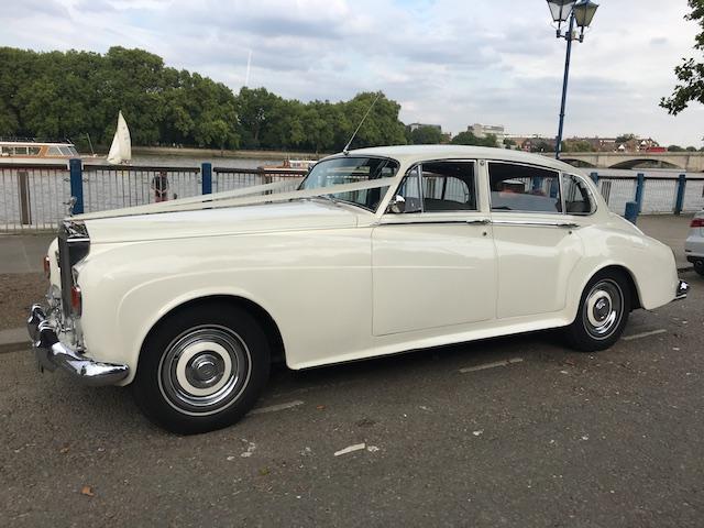 Silver Cloud Rolls Royce