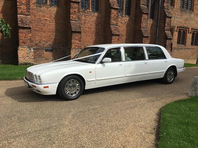 X3000 Daimler Limousine wedding car