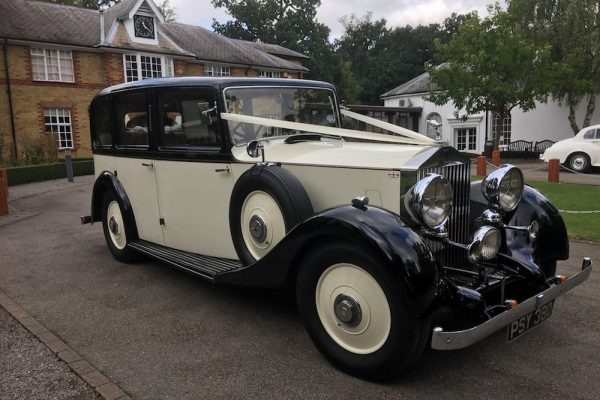 Vintage Wedding Cars London