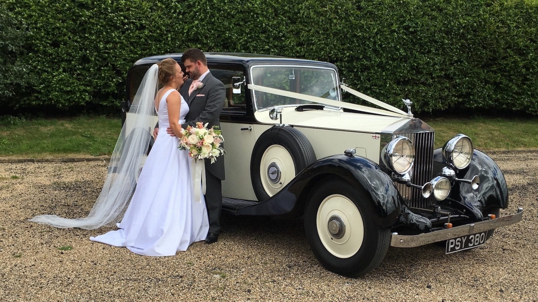 Wedding Car Hire London | Vintage Cars - Elegance Wedding Cars