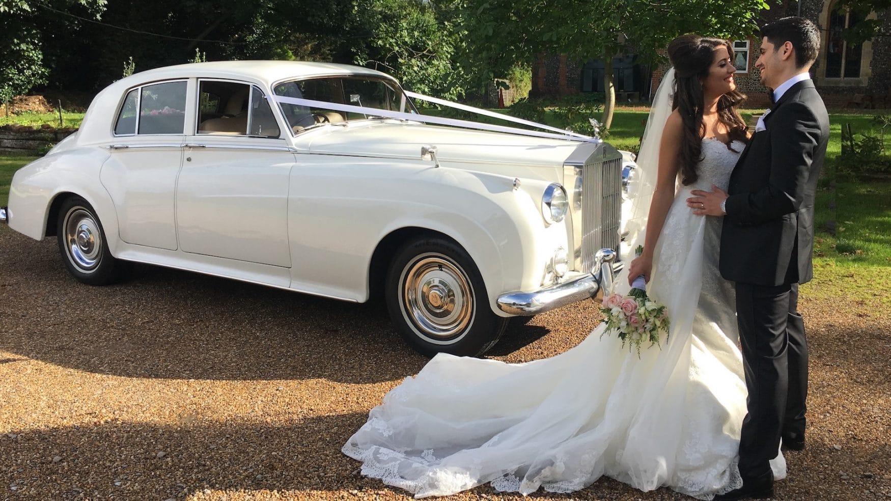 Wedding Car Hire London Vintage Cars Elegance Wedding Cars